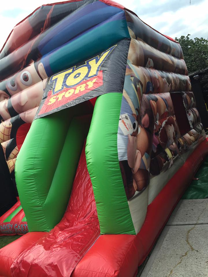 Soft play hire in essex