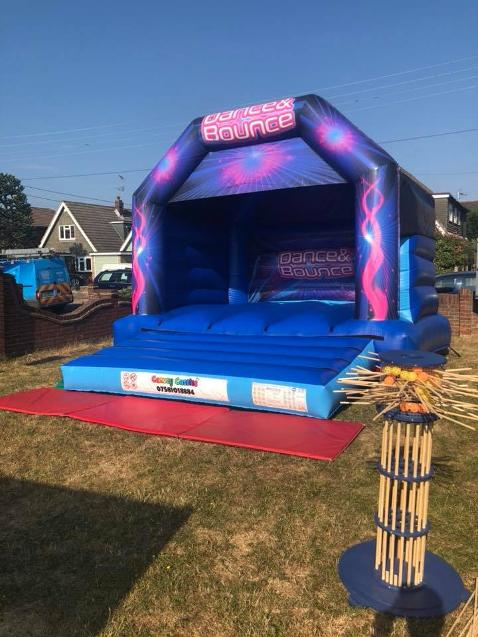 bouncy castle hire basildon