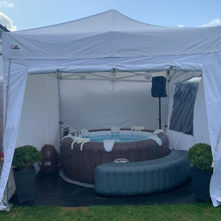 Portable Luxury Hot Tubs For Hire Around Essex County