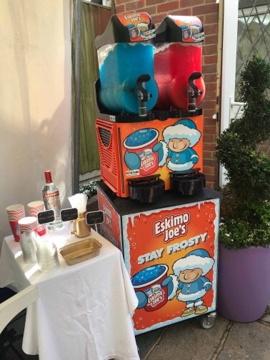 Ice cream machine hire in essex