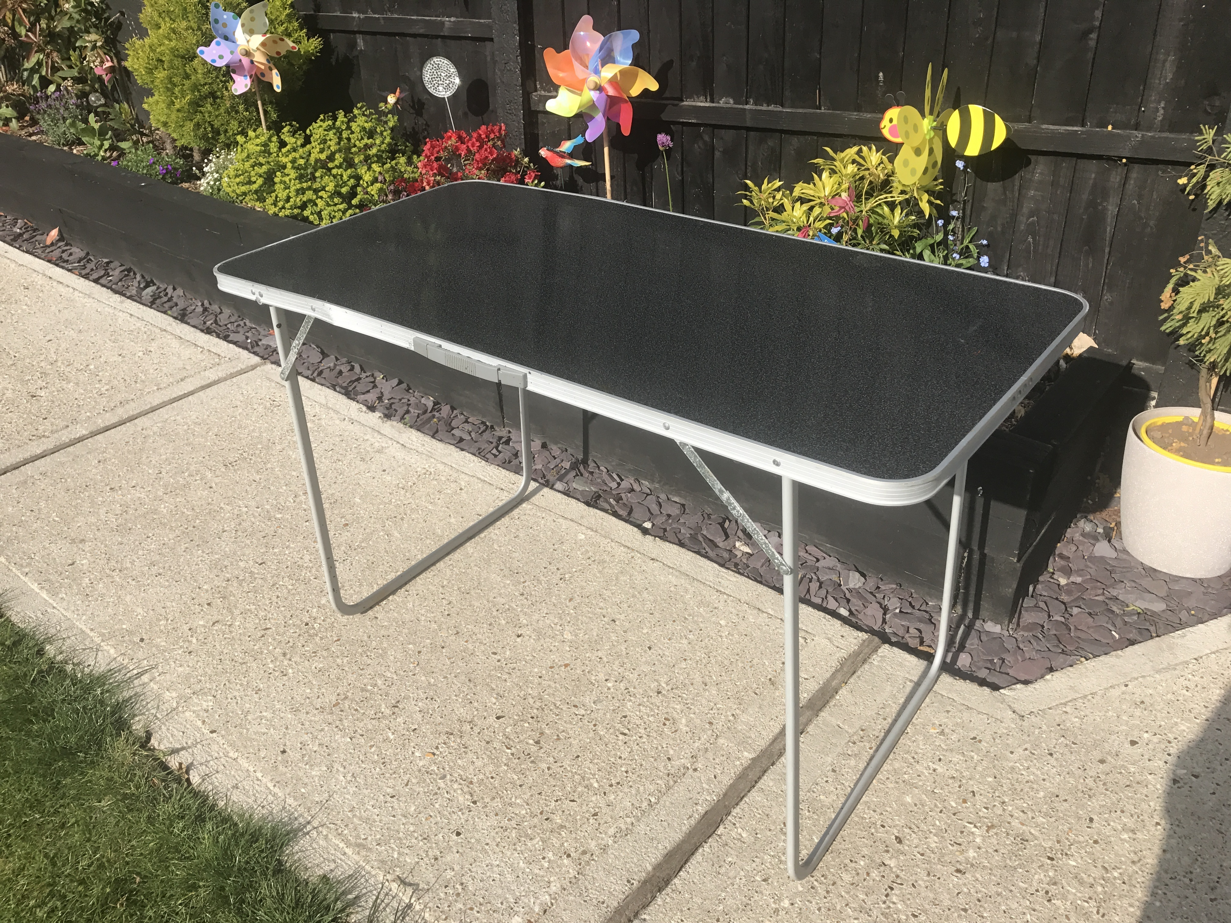 folding table hire in essex