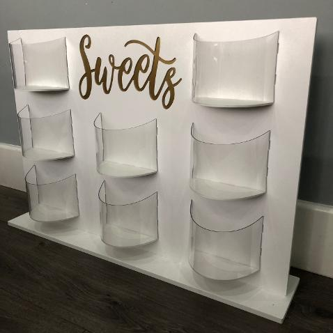 Sweet Wall Hire In Essex