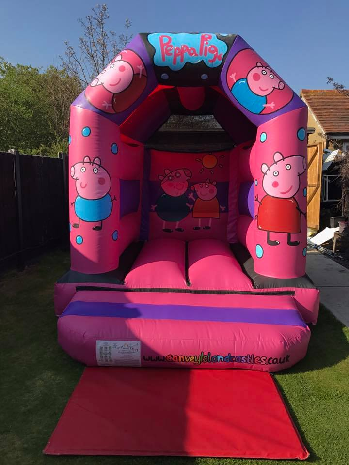 bouncy castle hire essex