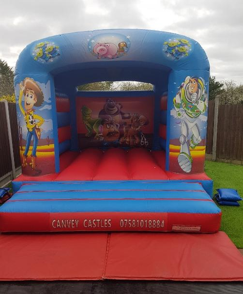 small castles hire in essex